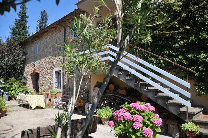 A little true place in the country - Figline Valdarno - Haus