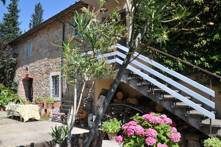 A little true place in the country - Figline Valdarno - Casa
