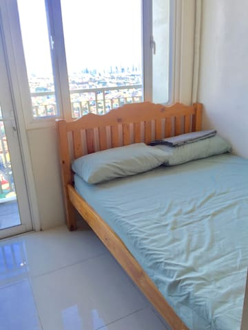 Fully Furnished 1 Bedroom w/ Bal in Sun residences