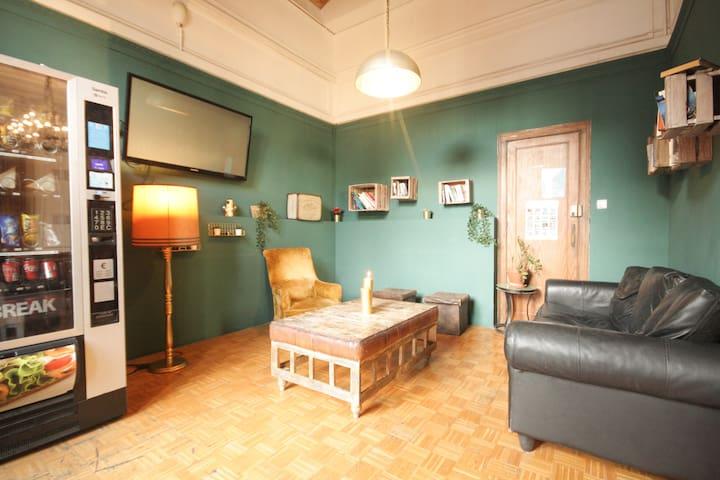 The Hipstel Paseo de Gracia Hostel BED IN DORM 12