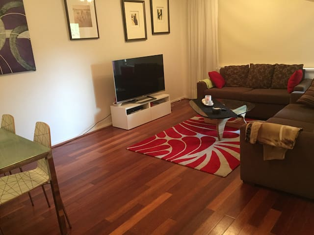 A great room in the heart of stkild