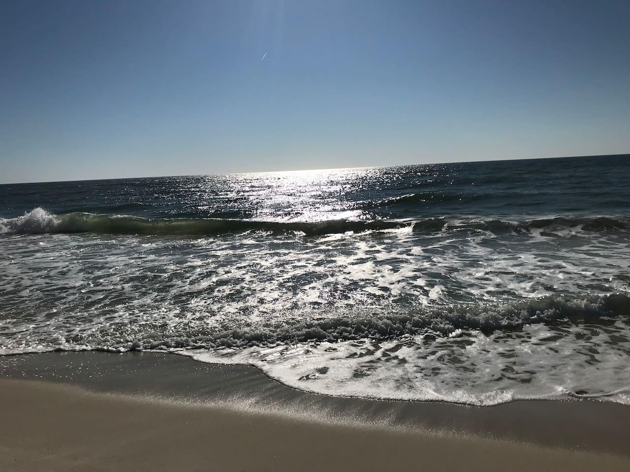 Beautiful Gulf Shores beach!