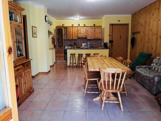 """Appartamento familiare in """"Residence Europark"""""""
