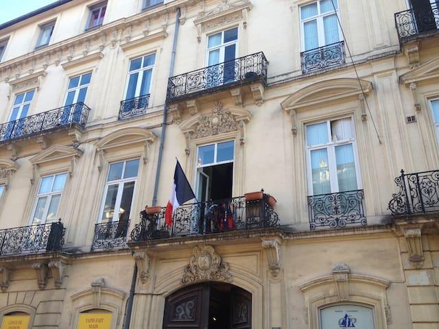 Plein centre de Montpellier très bel appartement