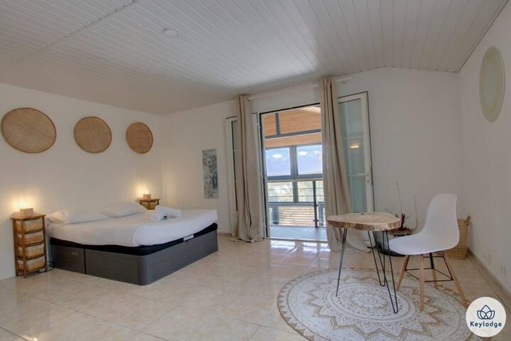 Villa Jacinthes - 250m² - Grande baie avec vue