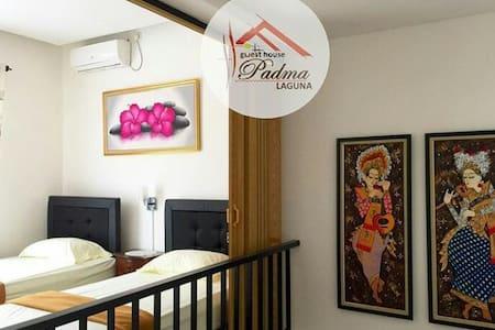Cozy Double Beds Deluxe Rooms B