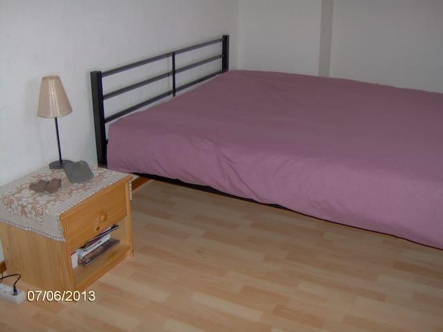chambre proche de Paris - Bruyères-sur-Oise - House