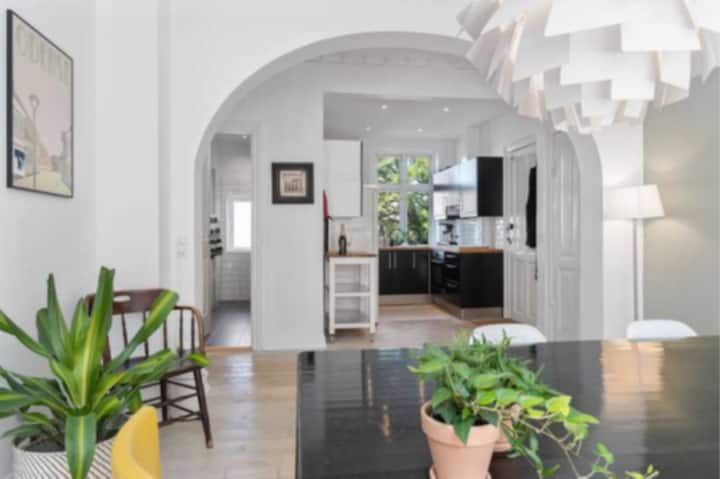 Great apartment close to Odense city center