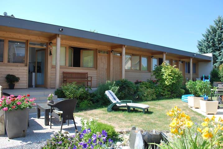 """Chambre """"La Feteux"""" au coeur de la Champagne - Avenay-Val-d'Or - Gästehaus"""