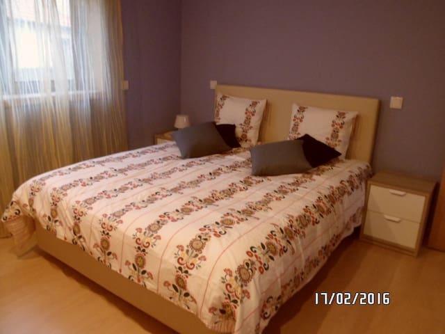 Chambre et salle de bain privé - Murtosa - Casa