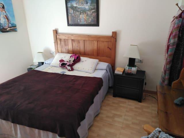Dormitorio matrimonio 1ª. planta