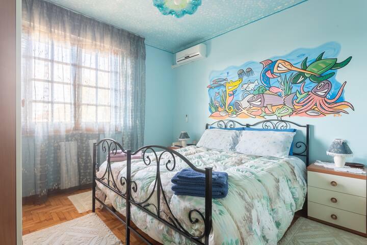B&B Il Mirto Blue room   iun /E5303