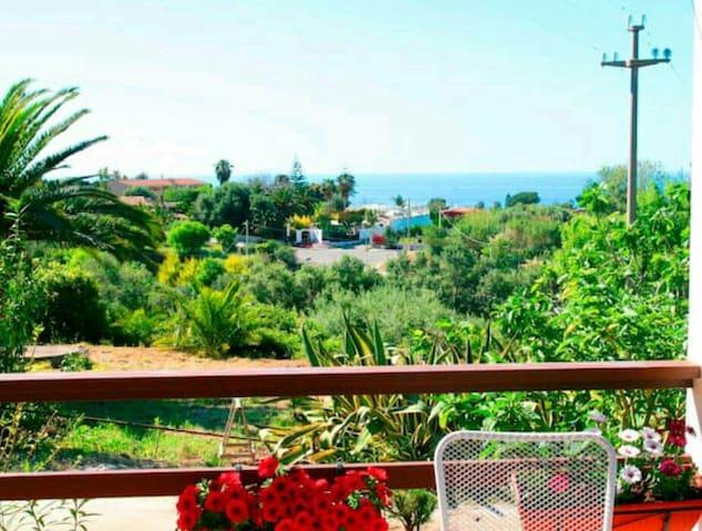 Stanza ilia B&B a casa di Picci - Tropea - Bed & Breakfast