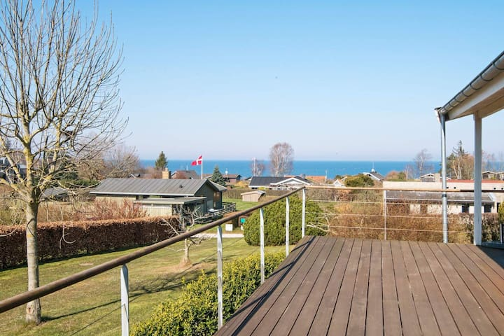 Charming Holiday Home in Allingåbro Near the Coast