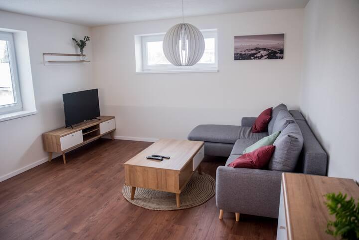 Apartmán v škandinávskom štýle na predmestí Brezna
