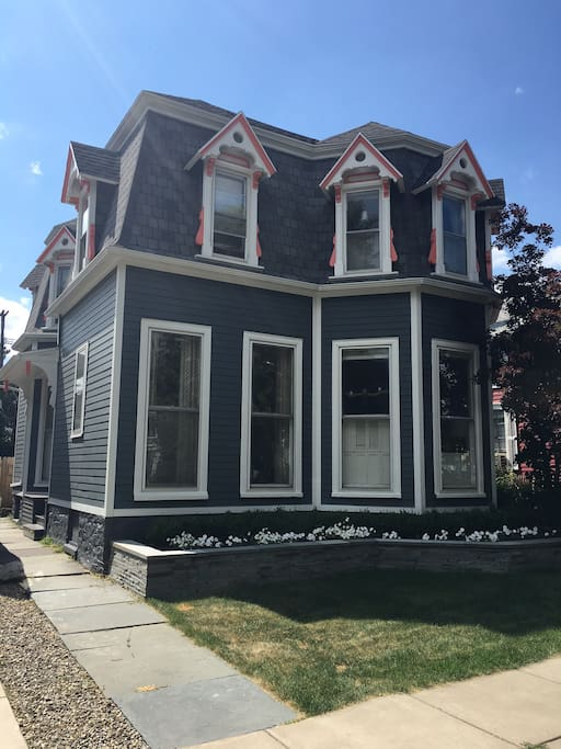 Restored 2br Gem In Allentown Apartments For Rent In Buffalo New York United States