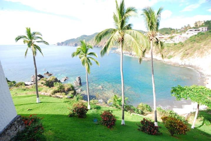 Condo Vida del Mar - Oceanfront!!! - Manzanillo - Lägenhet