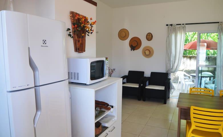 Jabaquara flat cozy and fully equiped