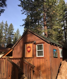 Little Blue Studio Cabin in Tahoe - Kings Beach - Casa