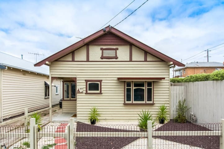 2BDR pet friendly Geelong West home - Geelong West