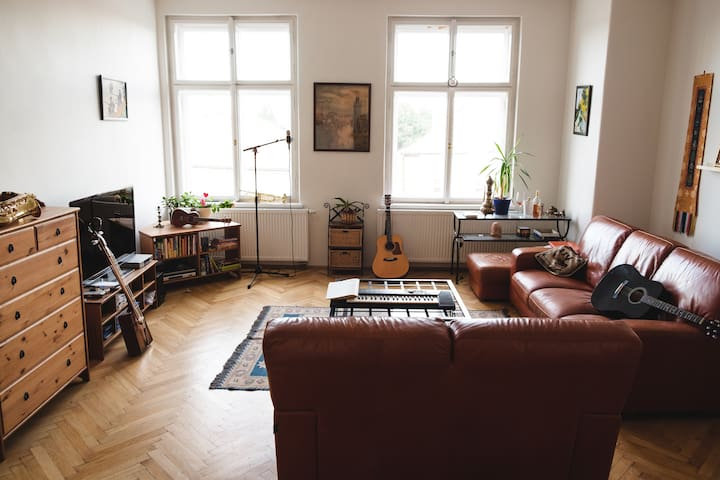 OPEN-MINDED room in the CENTRE of Prague! - Prag - Wohnung