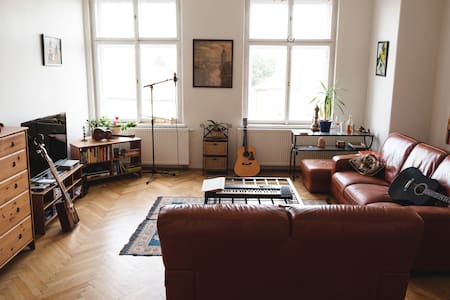 Home you'll LOVE in the CENTRE of Prague - Praha - Huoneisto