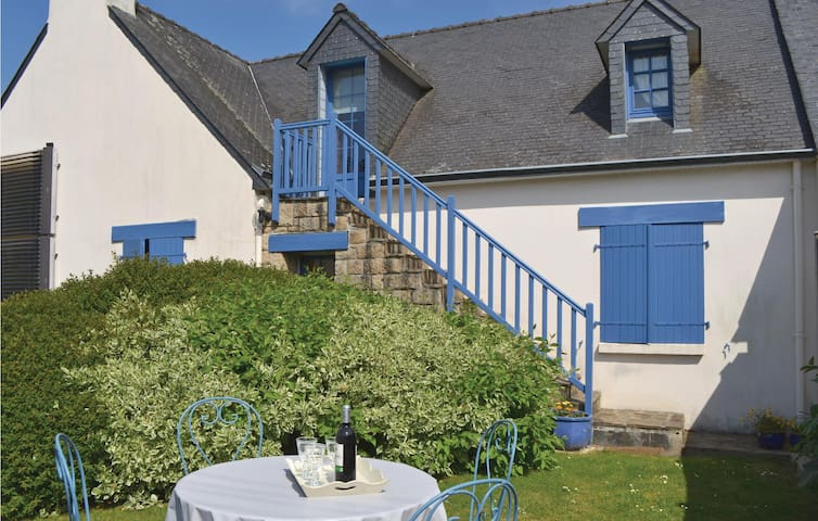 Holiday apartment with 2 bedrooms on 60 m² in Trégunc