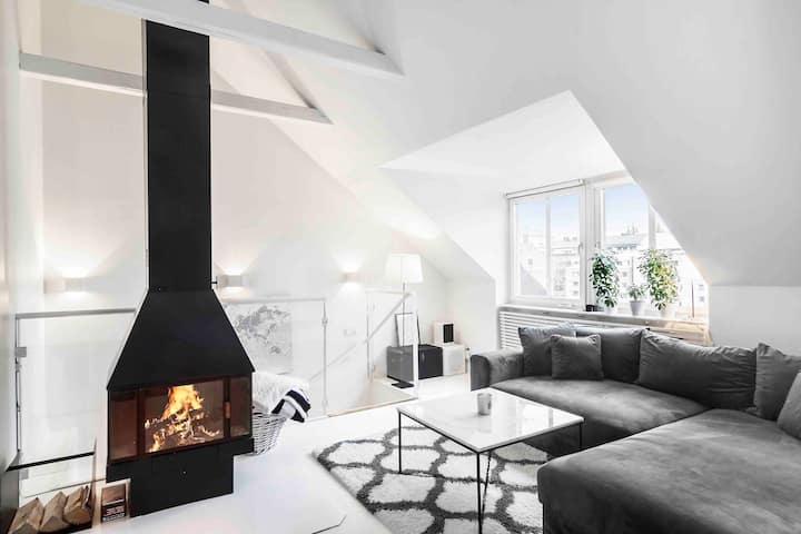 LUXURY ETAGE PENTHOUSE IN THE HEART OF STOCKHOLM