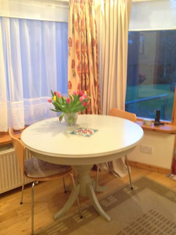 Self catering apartment in Banchory
