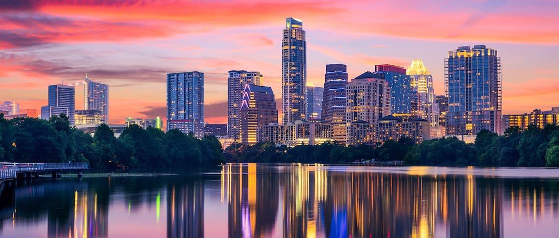 Carmen's Guidebook to Austin
