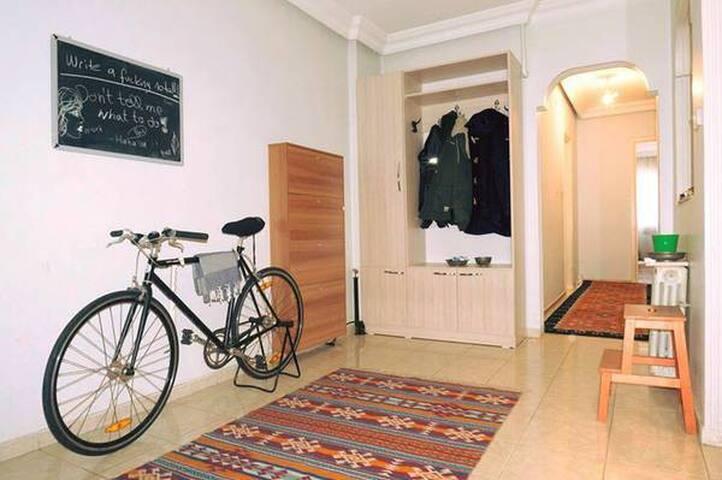 Merkezde konforlu daire - Milas - Apartment