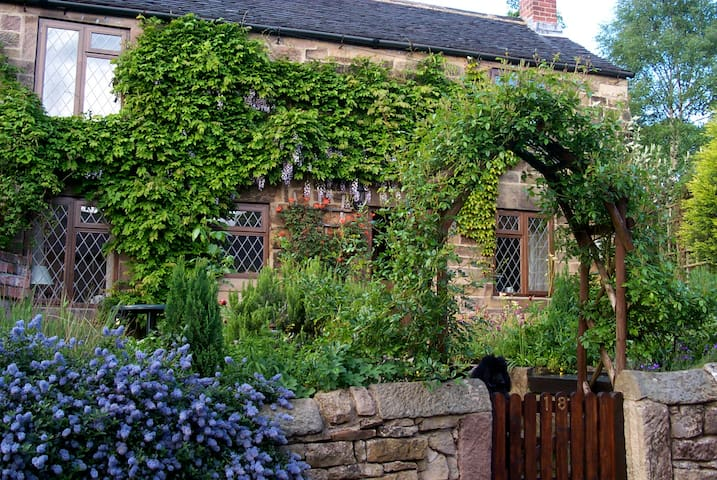 Hog Cottage Idyllic character Cottage - Wirksworth - House