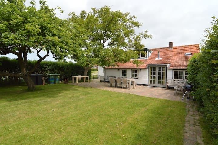 Appartement spacieux à Nieuwvliet près de la mer