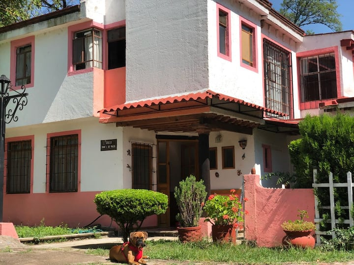 Casa en Guanajuato, disfruta del campo y la ciudad