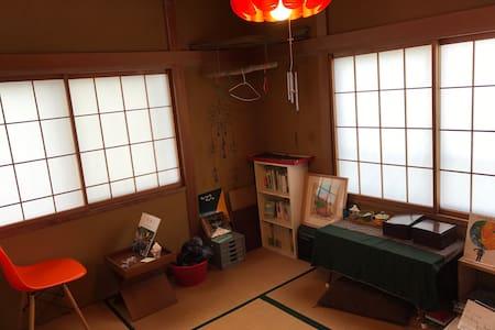 読書旅人宿ゆよん荘 - Nishi Ward, Niigata
