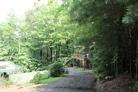 Cabin in the Woods - Millers Creek - Cottage