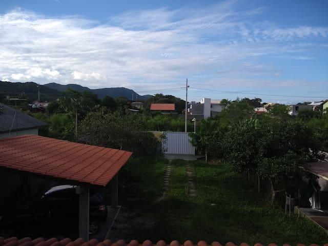 Quarto com suíte privativa em Florianópolis