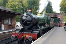 West Somerset Steam Railway, Bishops Lydeard