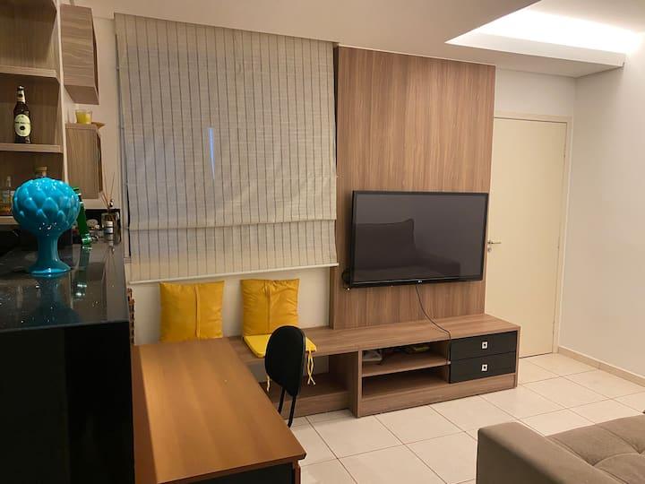 Lindo Apartamento decorado Spazio Único