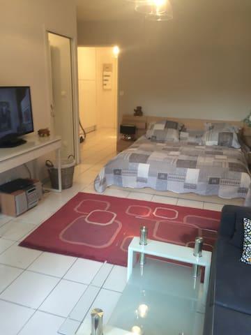Studio de standing - Compiègne - Apartament