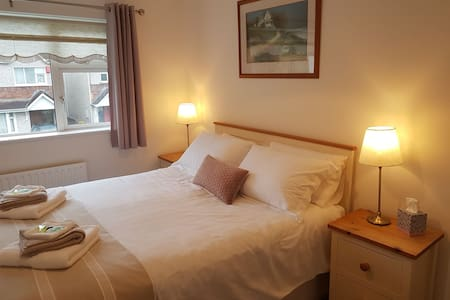 Warm and cosy double room