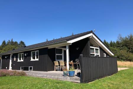 MTB ruter, skov, Vesterhav, fjord, Svinkløv,Skagen