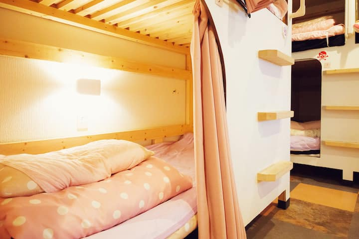 M10) For MALE dormitory Shinjuku in guest house