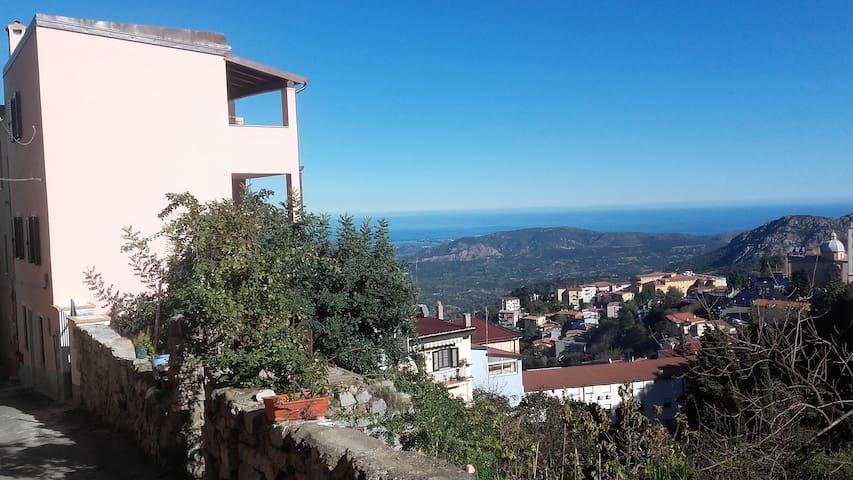 Apartment Sardinia,for max 6 people - Lanusei
