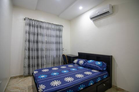 A Lekki 2 crib with 24 hrs electricity & Wifi
