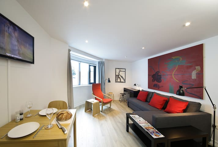 Stylish apartment in the heart of Lincoln