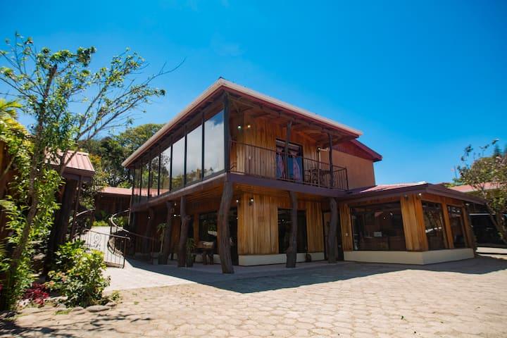 Monteverde Rustic,Standard Double Room