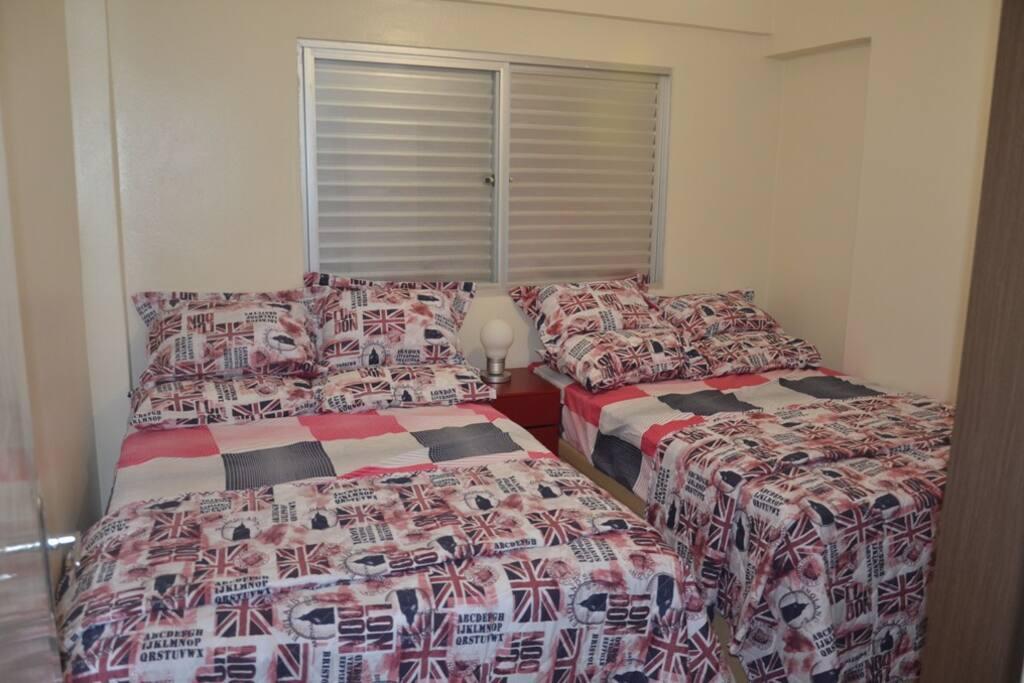 Quarta 2 camas