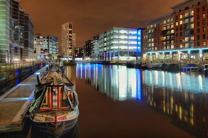 Stunning Leeds City Centre App