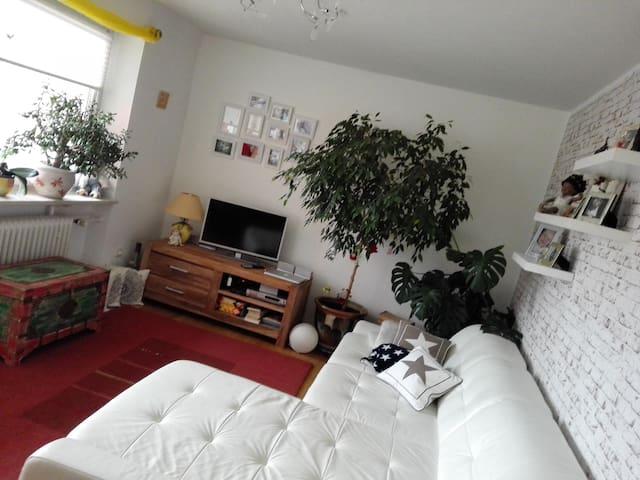 Unterkunft mit idealen Verkehrsanbindungen - München - Wohnung